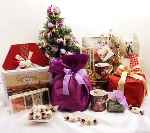 Confezioni Piante Natalizie : Natale aziende bertuzzo vini e bevande