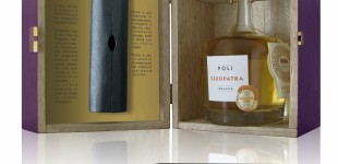 Poli & Penne Montegrappa wooden box open